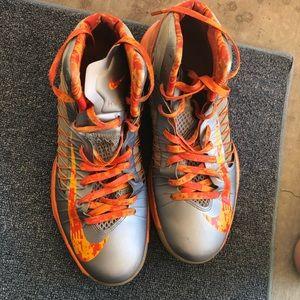 pretty nice 7d150 466dd Shoes - Men s Nike hyperdunk Syracuse size 10 2012